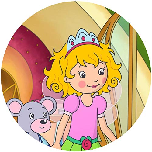 Fondant Tortenaufleger Tortenbild Geburtstag Prinzessin Lillifee AMA1
