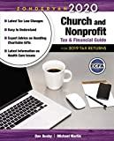 Image of Zondervan 2020 Church and Nonprofit Tax and Financial Guide: For 2019 Tax Returns