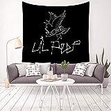 YT4_7DT5J_7Y5E Pigeon_Cry Baby-Wandteppich, Wandbehang für Schlafzimmer, Wohnzimmer, Flur, Heimdekoration, Decke