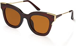 Mestige Vogue in Brown Women's Sunglasses - MSSG3045
