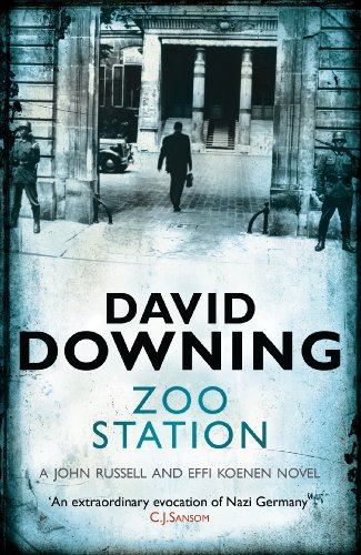 Downing, D: Zoo Station (John Russell 1)