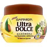 Garnier Maschera Ultra Dolce Avocado e Karité, 300 ml