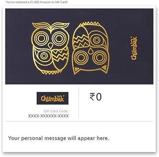 Flat 5% off at checkout||Chumbak E-Gift Card