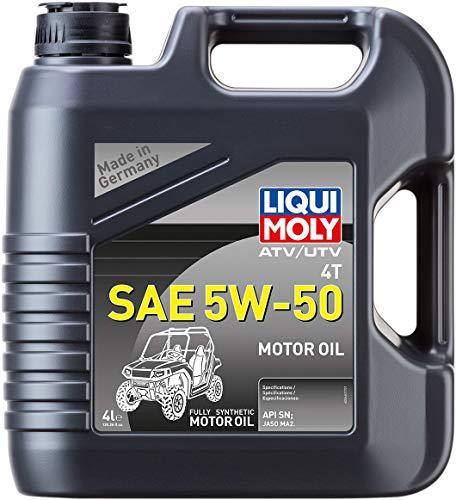 Liqui Moly ATV/UTV 4T 5w50 4-Liter