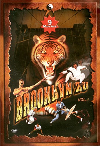 Brooklyn Zu, Vol. 1 (Eagle Fist / 7 Star Grand Mantis / Fistful of Talons / Tiger's Claw / Goose Boxer / Tiger Over Wall / Lady Iron Monkey / Breakout from Oppression / Magnificent Natural Fist)