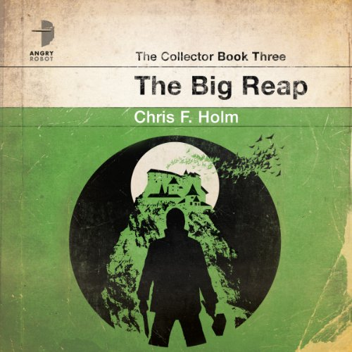 The Big Reap audiobook cover art