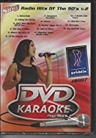 Radio Hits of the 90's 2 / Karaoke [DVD]