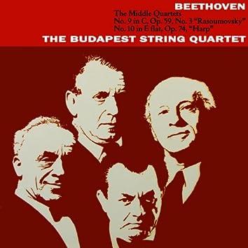 Beethoven Quartet No.9 & No.10