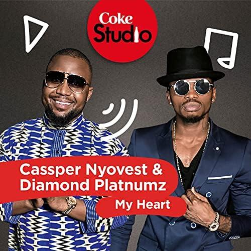 Cassper Nyovest & Diamond Platnumz