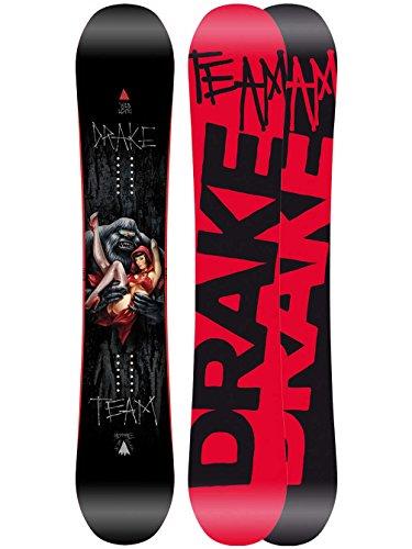 Drake Herren Freestyle Snowboard Team 154