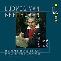 Beethoven: Symphonies No. 6 & 8