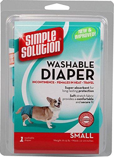 Bramton Puppy Hundewindel Kleidungs-Pad Klein 8-15Pfund
