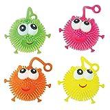 Fun Express - Puffy Pal YO-Yos - Toys - Value Toys - Yo - Yos - 12 Pieces