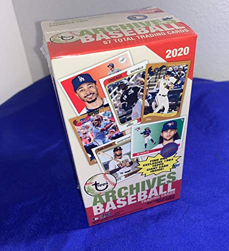Topps 2020 Archives Baseball Blaster Box