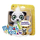 Munchkinz GE11603 Interactive pet Panda with 30+ Sounds and Movement, Multi