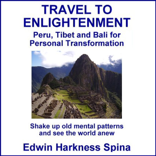 Travel to Enlightenment audiobook cover art