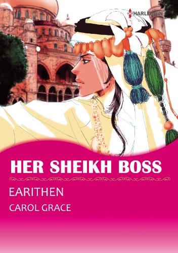 Her Sheikh Boss: Harlequin comics (English Edition)