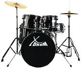 XDrum Rookie 20' batería de estudio set completo negro