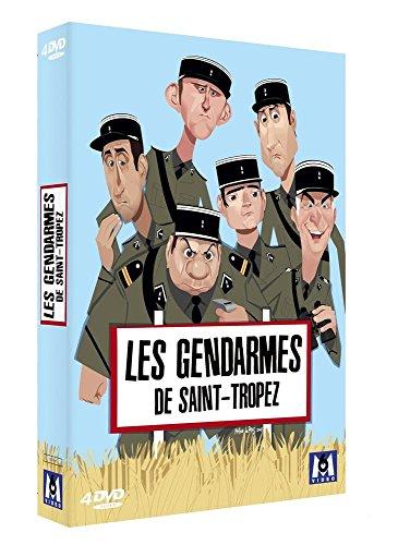 L'intégrale Les Gendarmes de Saint-Tropez