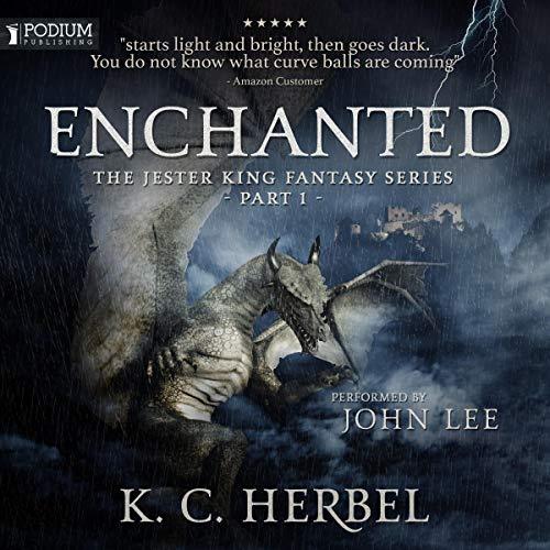 Enchanted cover art