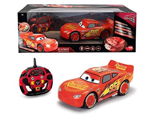 RC Auto kaufen Spielzeug Bild 6: Dickie Spielzeug 203086005 Disney Fahrzeug RC Cars 3 Ultimate Lightning McQueen*
