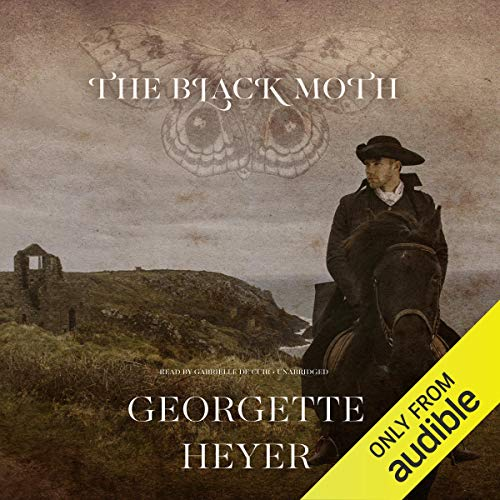 The Black Moth cover art