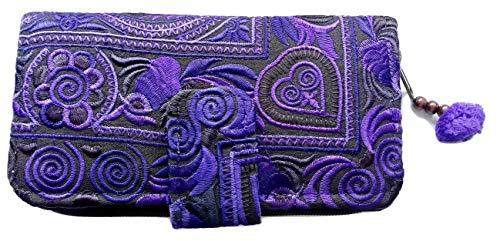 Pacific - Travel wallet, Damen Portemonnaies , Geldbörse ,Geldbeutel , Portemonnaie (lila)