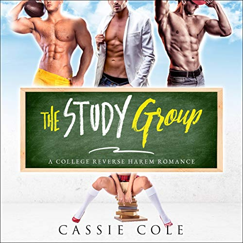 The Study Group: A College Reverse Harem Romance Titelbild