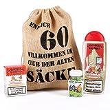 Cera & Toys Geburtstagsgeschenk Set 60 (4-Teilig)