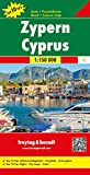 Cyprus Road and Leisure Map with Top 10 Tips (AUTO + FREIZEIT) (English, Spanish, French, Italian and German Edition)