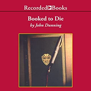 Booked to Die cover art