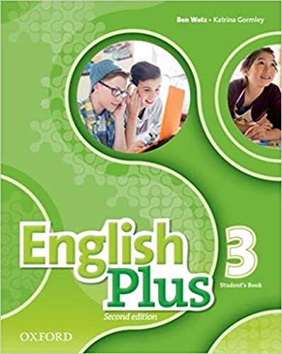 English Plus 3 - Students Book 02Edition: The right mix for every lesson