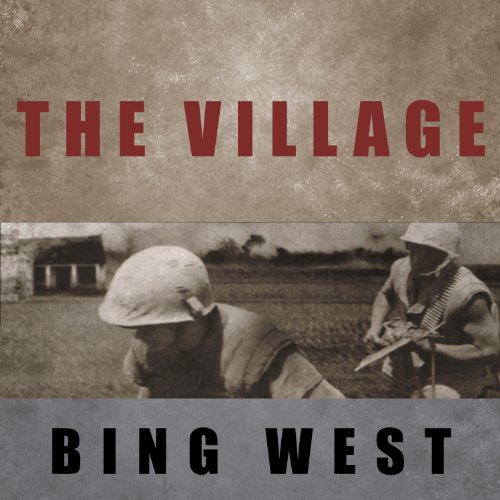 The Village audiobook cover art