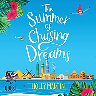 The Summer of Chasing Dreams                   By:                                                                                                                                 Holly Martin                               Narrated by:                                                                                                                                 Penny Andrews                      Length: 8 hrs     Not rated yet     Overall 0.0