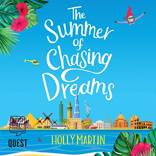 The Summer of Chasing Dreams cover art