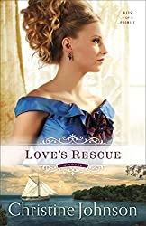 book cover of Love's Rescue - romance books set in Florida Keys