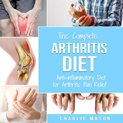 Arthritis Diet audiobook cover art