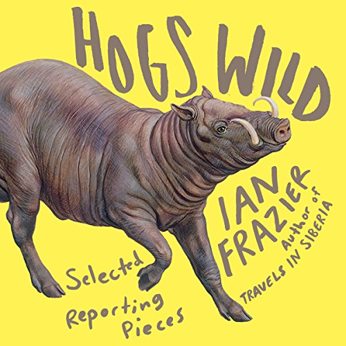 Hogs Wild audiobook cover art