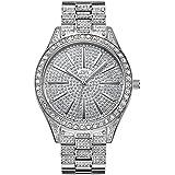 Michael Kors Women's Portia Gold-Tone Watch MK3639