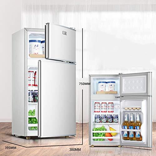 Freezer Frigo Frigorifero A Casa Congelatore E Freezer Basso Rumore E Buon Sonno Piccolo Frigorifero Doppio Open Home Congelatore Ufficio Mini Frigorifero Dormitorio Energetico(B)