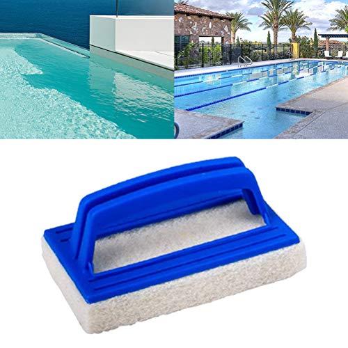 Reinigungsschwamm Badewanne Schwammbürste mit Griff für Home Küche Badezimmer Badewanne Whirlpools
