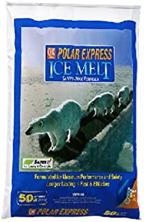 Milazzo Industries 81050 Polar Express Ice Melter, 50-Pound
