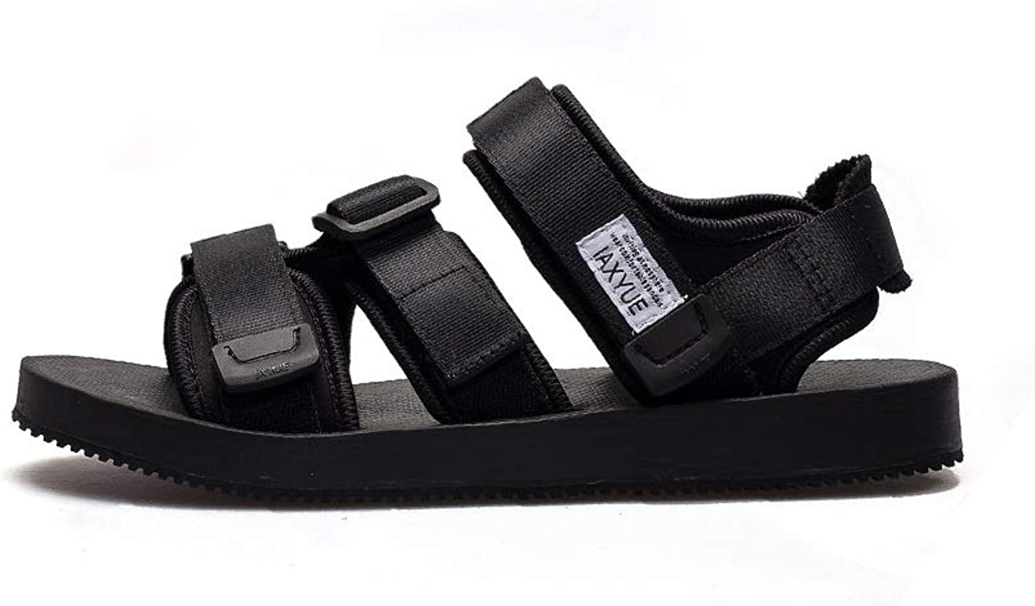 c216e9b37 HIAO sandals Sandals shoes Cloth Belt Surface Plastic Buckle Breathable  Rubber Sole Boy Youth Daily Outdoor