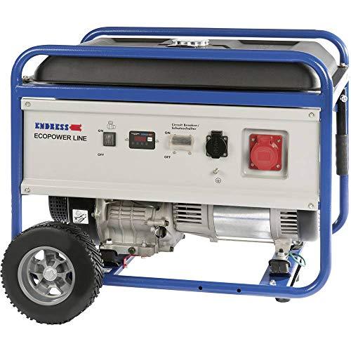 Unbekannt Endress ESE 6000 DBS 4-Takt Stromerzeuger 230 V, 400 V 93 kg