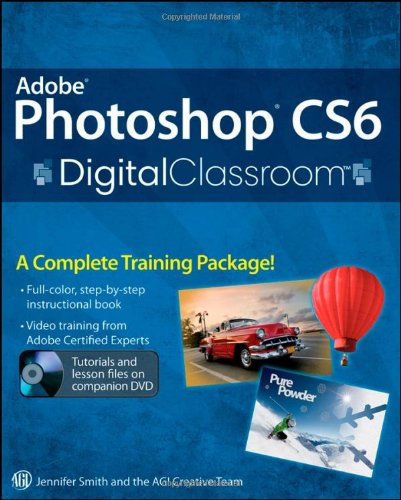 Price comparison product image Adobe Photoshop CS6 Digital Classroom
