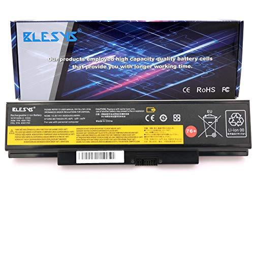 BLESYS 45N1758 45N1759 45N1760 45N1761 45N1762 45N1763 4X50G59217 Batería para portátil Compatible con Lenovo ThinkPad Edge E550 E550c E555 E560 E565