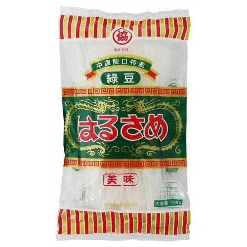 協和洋行 協和 緑豆はるさめ 100g ×10セット