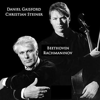 Beethoven - Rachmaninov Cello Sonatas (Live)