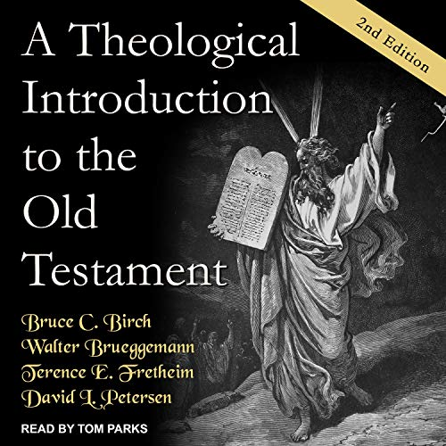 A Theological Introduction to the Old Testament (2nd Edition) cover art