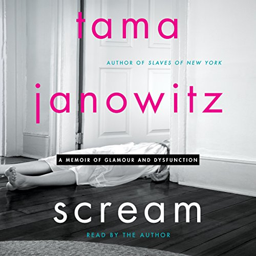 Scream audiobook cover art